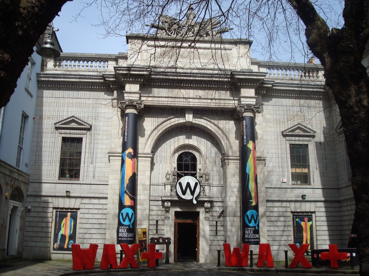 The_National_Wax_Museum_Plus,_The_Armoury,_Foster_Place,_Temple_Bar,_Dublin