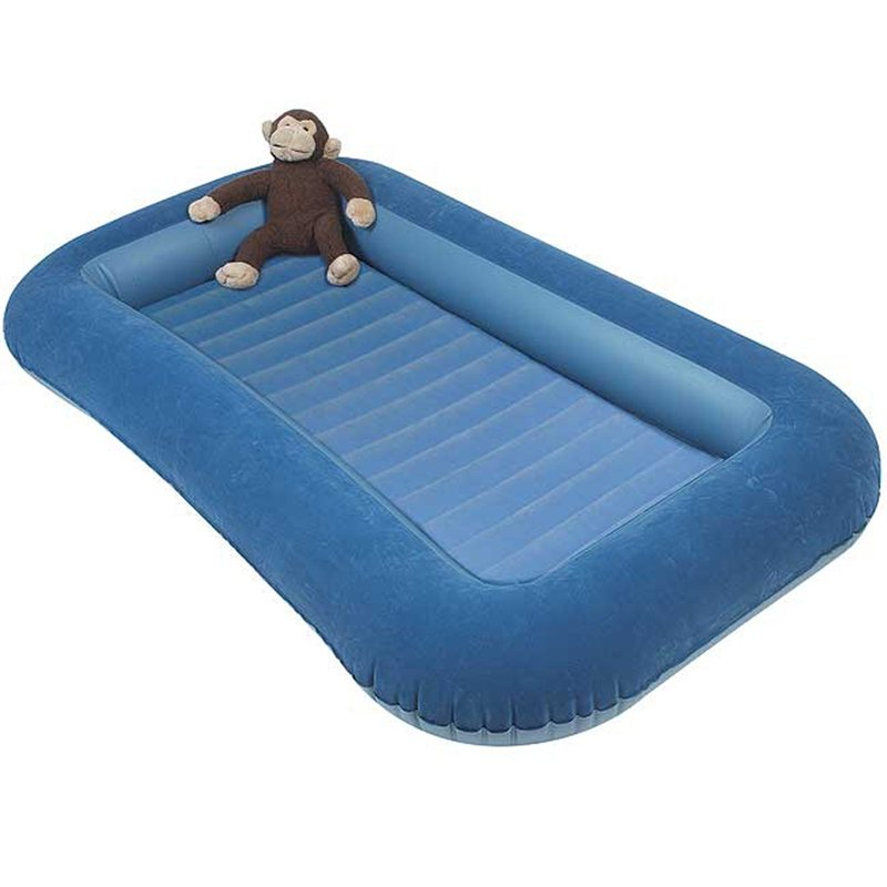 Toddler Air Bed With Sides