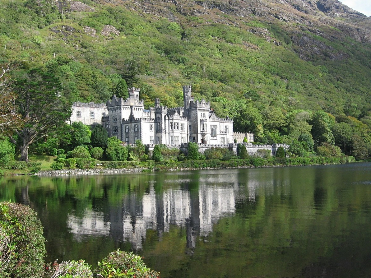 galway-kylemore-abbey