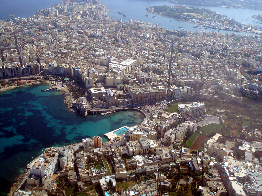 Travelling To Sliema St Julians With A Baby Or Toddler