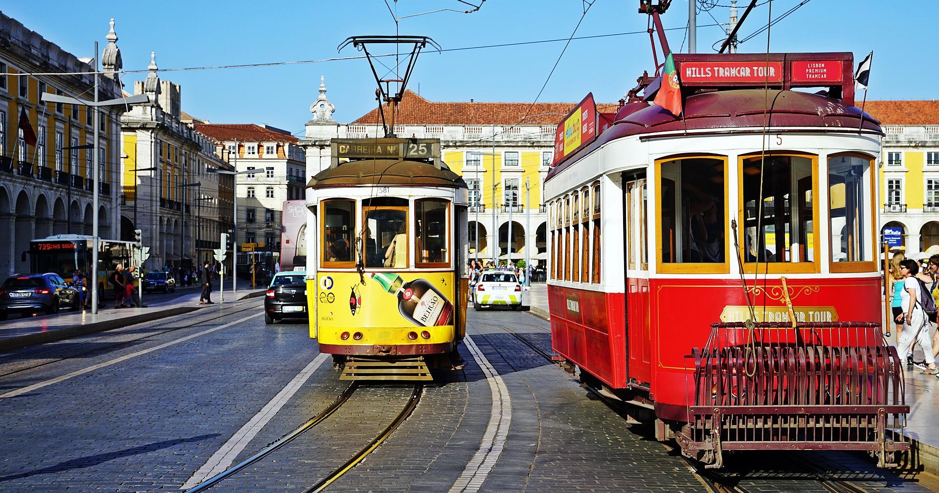 Lisbon with kids