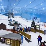 Skiing, Dubai