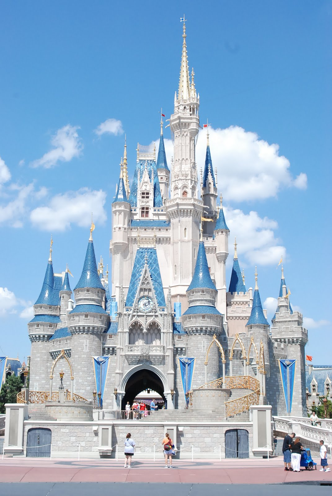 Family Holidays In Orlando And Disney World With Babies