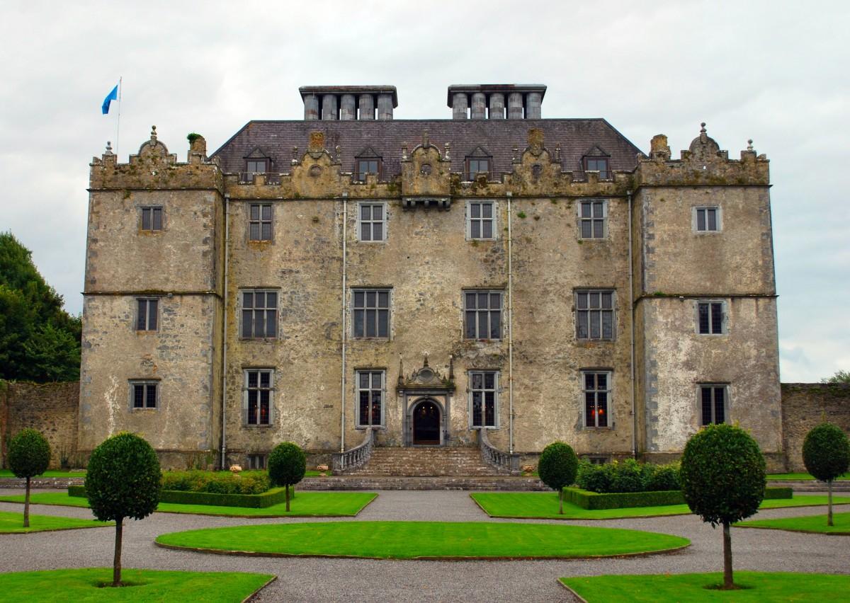 Portumna-Castle