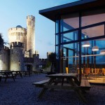 The Castle Cafe , Blackrock Castle