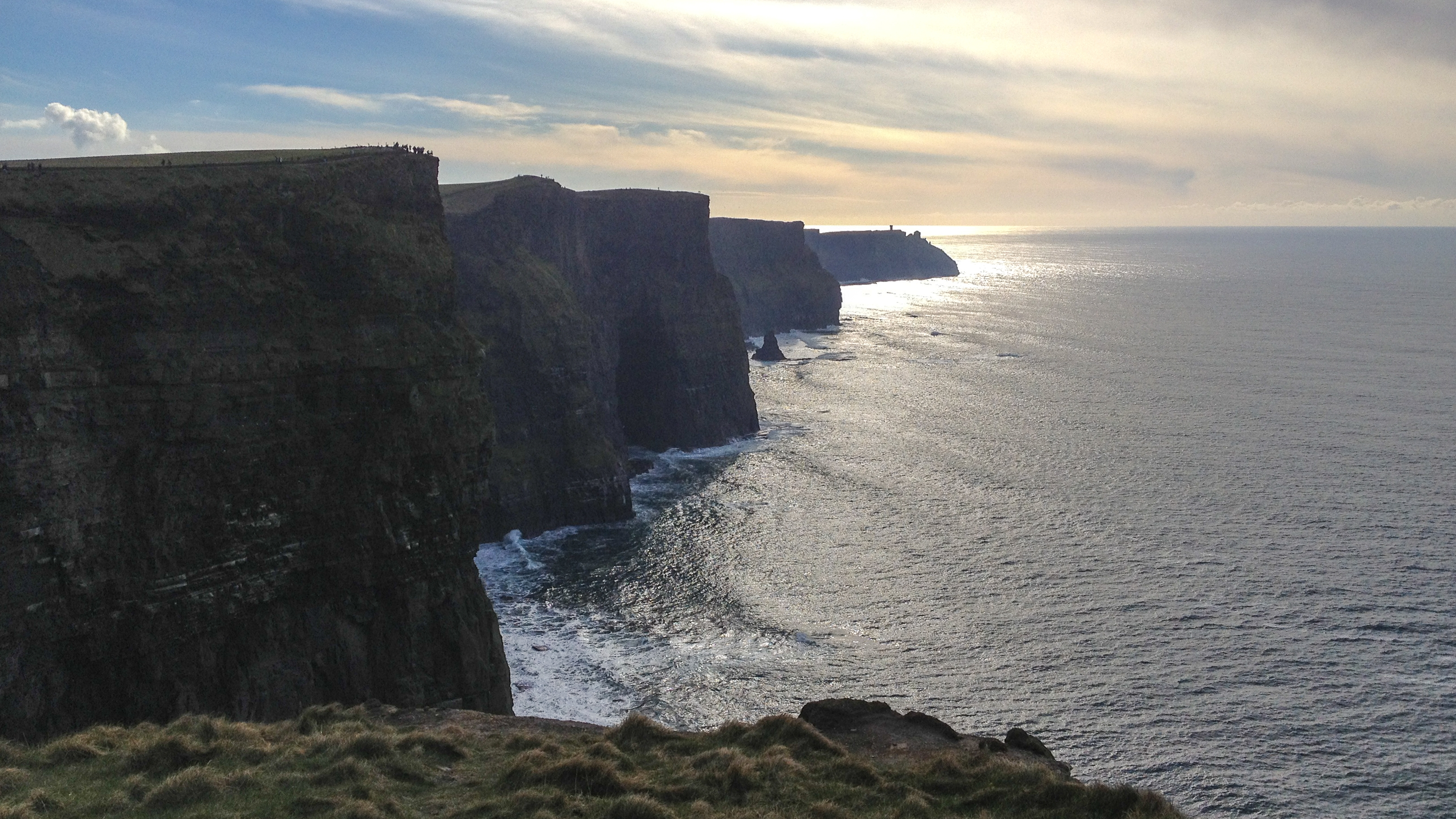 Travelling Around County Clare With A Baby Or Toddler Or