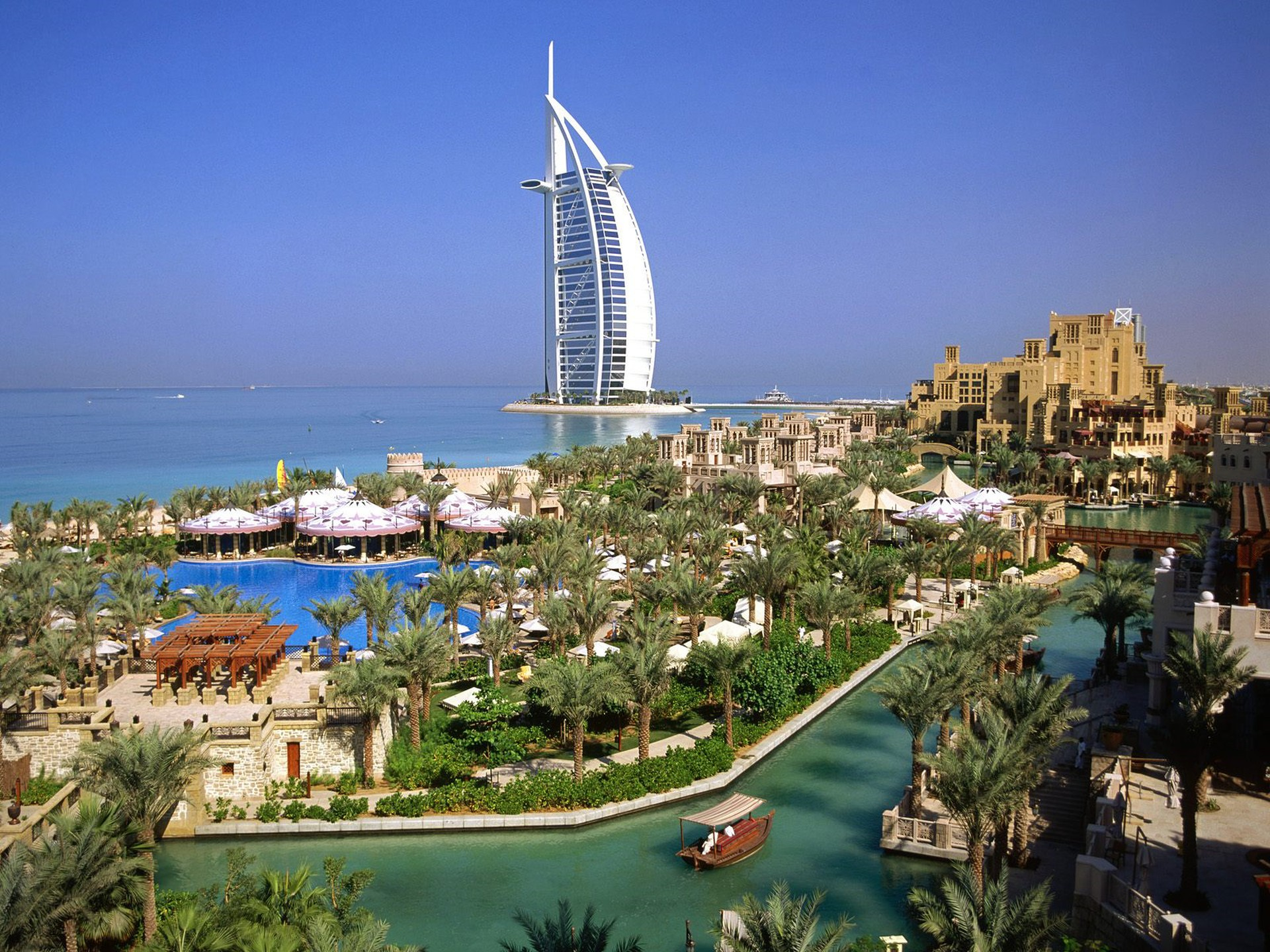 Hotels in the UAE for families with children: tips for tourists