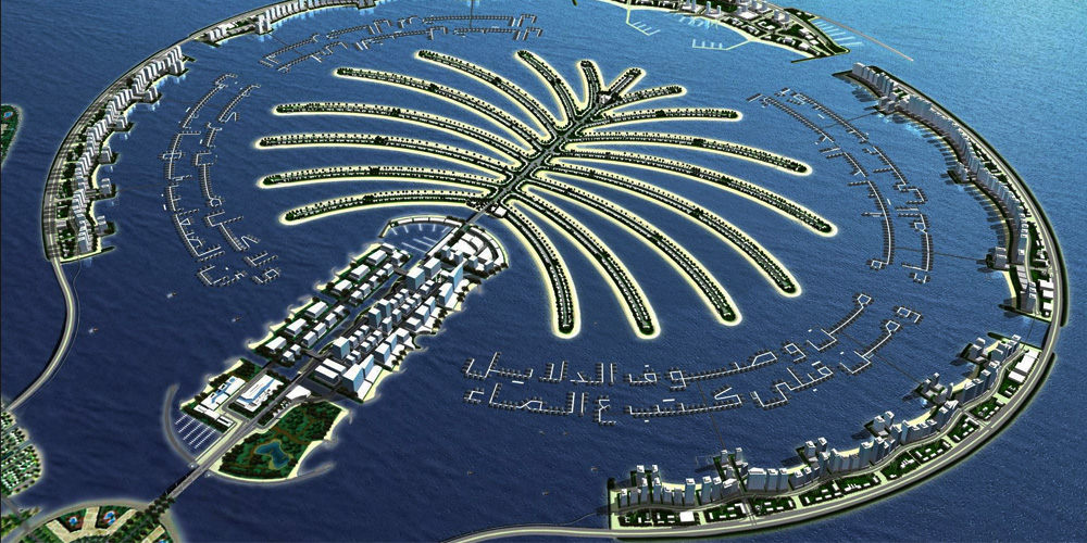 Palm Islands Dubai Kinder Travel Guide
