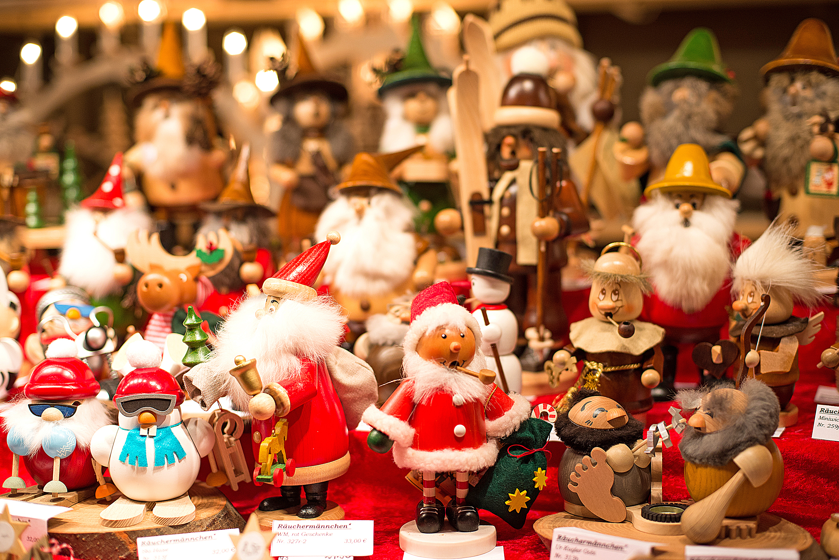 Toys At Christmas : Europe s best christmas markets