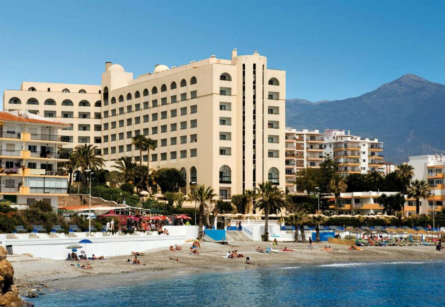 Hotel Riu Monica Nerja Costa Del Sol