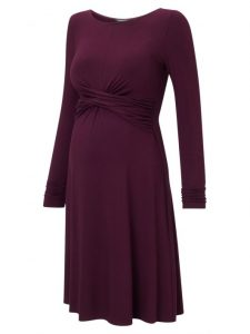 Isabella-Oliver-Saskia-Maternity-Dress-Red-Cherry-531x708