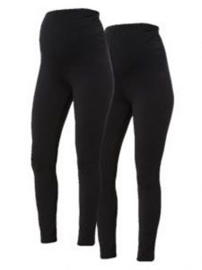 Mamalicious-Lea-Organic-Long-Jersey-Maternity-Leggings-Pack-of-2-Black-531x708